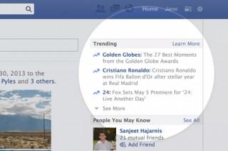 Facebook sẽ bỏ phần thông tin Xu hướng tin tức trên News Feed