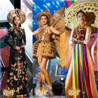Ngắm trước quốc phục H'Hen Niê đến Miss Universe 2018, so với đối thủ có gì đặc biệt hơn?