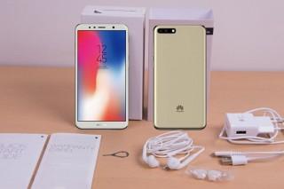 Khám phá smartphone tầm trung Y6 Prime (2018)