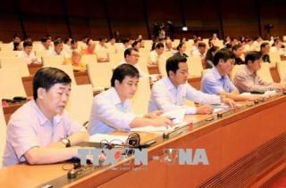 Thể hiện trách nhiệm của đại biểu Quốc hội với cử tri và nhân dân