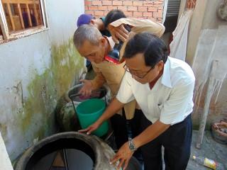 Chủ động phòng, chống sốt xuất huyết mùa mưa