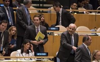 Đại hội đồng LHQ thông qua nghị quyết lên án bạo lực tại dải Gaza