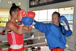 Cơ hội để Muay An Giang thi đấu cọ xát