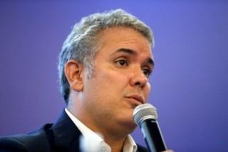 Ứng cử viên Ivan Duque đắc cử Tổng thống Colombia