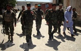 Giao tranh tại miền Bắc Afghanistan, 13 người thiệt mạng