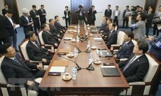 Hai miền Triều Tiên lần đầu thảo luận về hợp tác đường sắt sau 10 năm