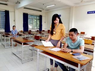 Ngày thi thứ 2, kỳ thi THPT quốc gia 2018: Ngày thi nghiêm túc