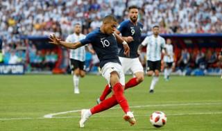 Pháp tiễn Argentina khỏi World Cup 2018