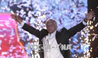 Tổng thống đắc cử Mexico L.Obrador cam kết mang lại thay đổi lớn