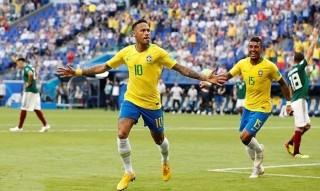 5 điểm nhấn Brazil 2-0 Mexico: Cơ hội để Neymar vượt Messi, Ronaldo giành QBV
