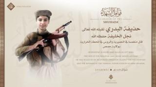 Con trai thủ lĩnh IS bị tiêu diệt ở Syria