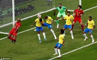 Brazil 1-2 Bỉ: Neymar và các đồng đội chia tay giấc mơ vô địch