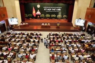 TP.Hồ Chí Minh giữ vững vị trí đầu tàu kinh tế của cả nước