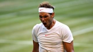 Nadal thắng trận kịch chiến, chạm trán Djokovic ở bán kết