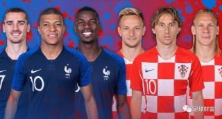 Pháp - Croatia: Bước chân lên đỉnh vinh quang