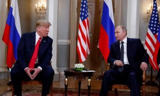 Thượng đỉnh Nga-Mỹ: Lãnh đạo hai nước bắt đầu gặp nhau