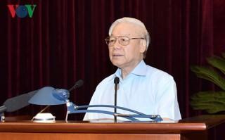 Toàn văn phát biểu của Tổng Bí thư về thực hiện dân chủ cơ sở