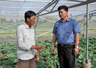 """Chương trình """"Tam nông"""" nâng cao đời sống người dân"""