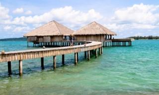 Ghé thăm 'Maldives' của đất nước Campuchia