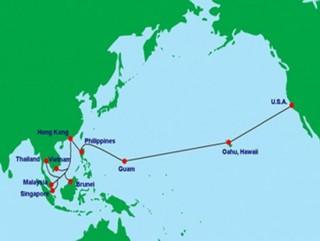 Khắc phục xong sự cố trên cáp quang biển AAG vào ngày mai 19-7