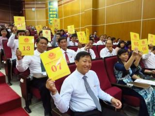 HĐND TP. Long Xuyên thông qua nhiều nghị quyết quan trọng