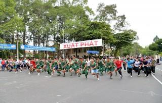 Khai mạc Hội thao Công nhân viên chức - lao động tỉnh An Giang lần thứ 29 năm 2018