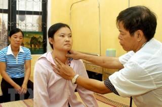 Việt Nam là một trong 19 nước có tình trạng thiếu iốt nghiêm trọng