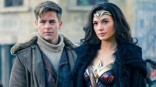 Chris Pine, Gal Gadot tiếp tục đóng Wonder Woman 1984