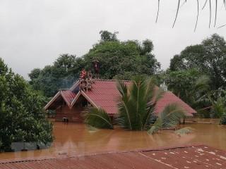 Sự cố vỡ đập Xe Pian-Xe Namnoy ở Lào sẽ ít tác động đến Việt Nam