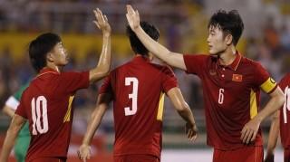 Tuyển Olympic Việt Nam quyết lập chiến tích mới tại ASIAD 2018
