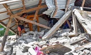 13 người thiệt mạng trong động đất 6,4 độ ở Indonesia