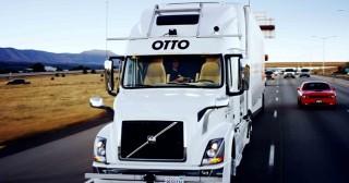 Uber ngưng phát triển dự án xe tải tự hành