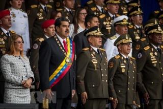 Venezuela bắt một số đối tượng thực hiện vụ tấn công ở Caracas