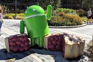 Google phát hành Android 9 Pie tăng cường trí tuệ nhân tạo