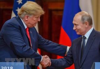 Tổng thống Mỹ Trump gửi thư cho người đồng cấp Nga Putin
