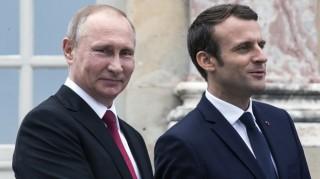 Tổng thống Nga-Pháp điện đàm, thảo luận về tình hình Syria