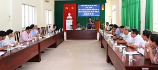 Trường Chính trị Tôn Đức Thắng tổ chức tọa đàm về học tâp và làm theo nhân cách, đạo đức Bác Tôn