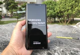 Đập hộp Galaxy Note 9: Thiết kế đẳng cấp, S Pen khác biệt