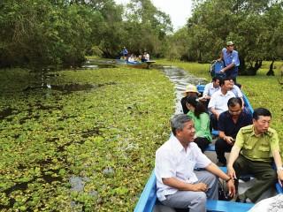 Phát triển du lịch cộng đồng tại Tịnh Biên