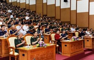 Kỷ niệm 20 năm Ngày truyền thống Lực lượng Cảnh sát biển Việt Nam