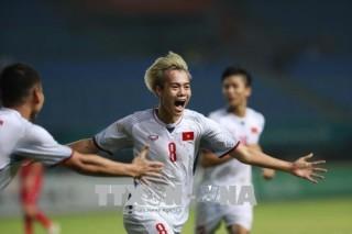 Olympic Việt Nam sẵn sàng làm nên chuyện trước Hàn Quốc