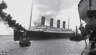 Những hình ảnh xác tàu Titanic ở độ sâu 4.000 m dưới biển vừa được chụp