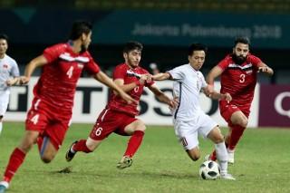 Olympic UAE có làm khó được thầy trò HLV Park Hang-seo?