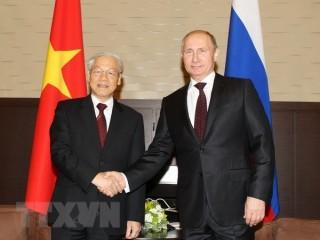 Tăng cường gắn bó chiến lược, nâng cao hiệu quả hợp tác Việt-Nga