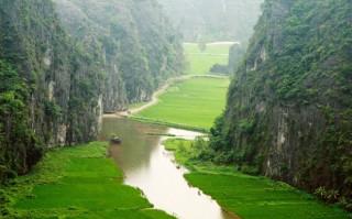Ninh Bình lọt top 15 kỳ quan đáng đến nhất thế giới