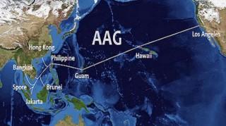 Internet Việt Nam đi quốc tế trên cáp quang biển AAG bị ảnh hưởng đến ngày 11-9