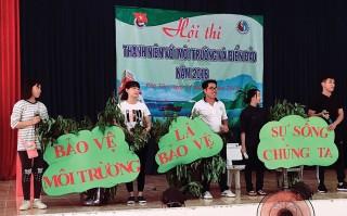Thanh niên Phú Tân với ý thức bảo vệ môi trường