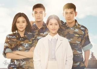 """VTC3 là kênh truyền hình đầu tiên phát """"Hậu duệ mặt trời"""" Việt Nam"""