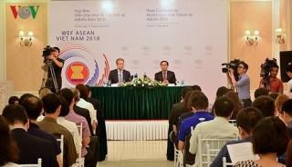 Truyền thông quốc tế ca ngợi thành công của Hội nghị WEF ASEAN 2018