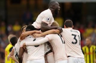 Watford 1-2 M.U: Niềm vui và sự hứng khởi đã trở lại